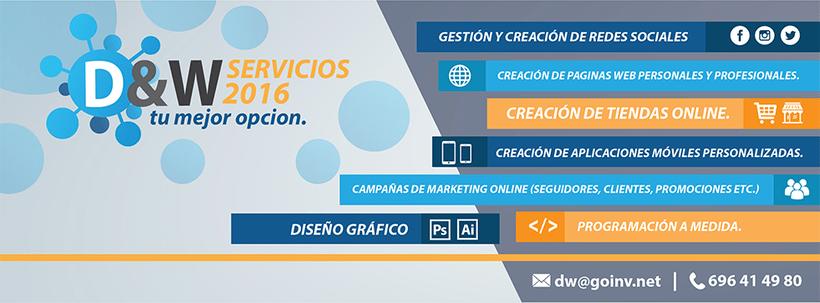 [LOGO, FLYER, BANNER & TARJETA] Tu Agencia Online 2