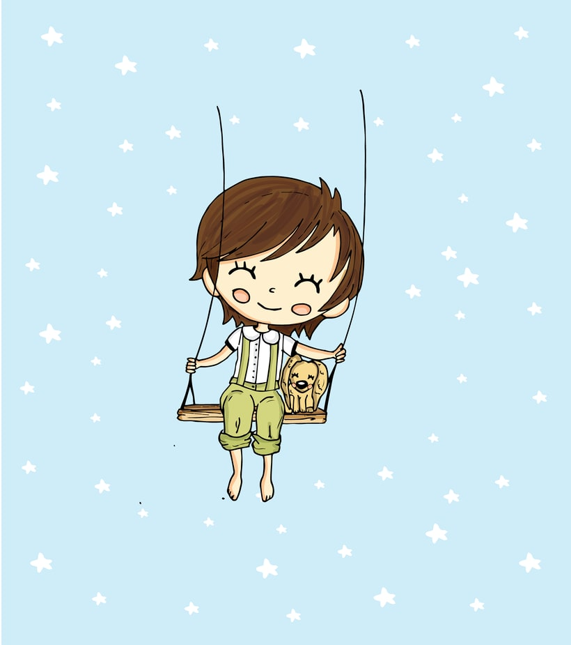 Little boy -1