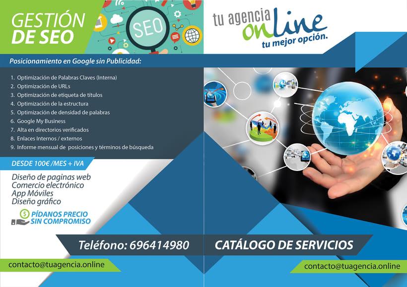 [FOLLETO] Tu Agencia Online 0
