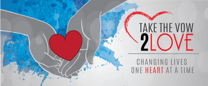 [LOGO & BANNER] Angela Carr Patterson - TAKE THE VOW TO LOVE 1