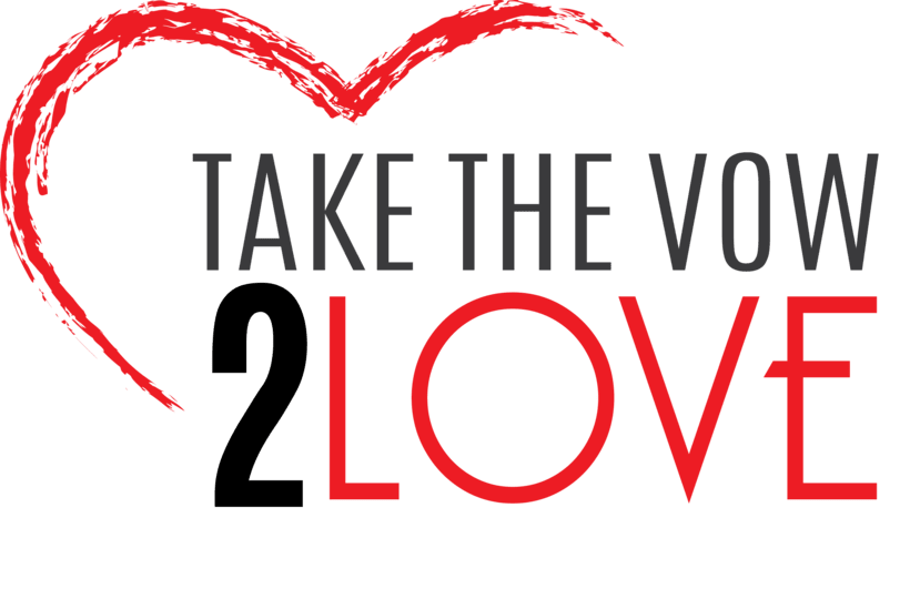 [LOGO & BANNER] Angela Carr Patterson - TAKE THE VOW TO LOVE 0