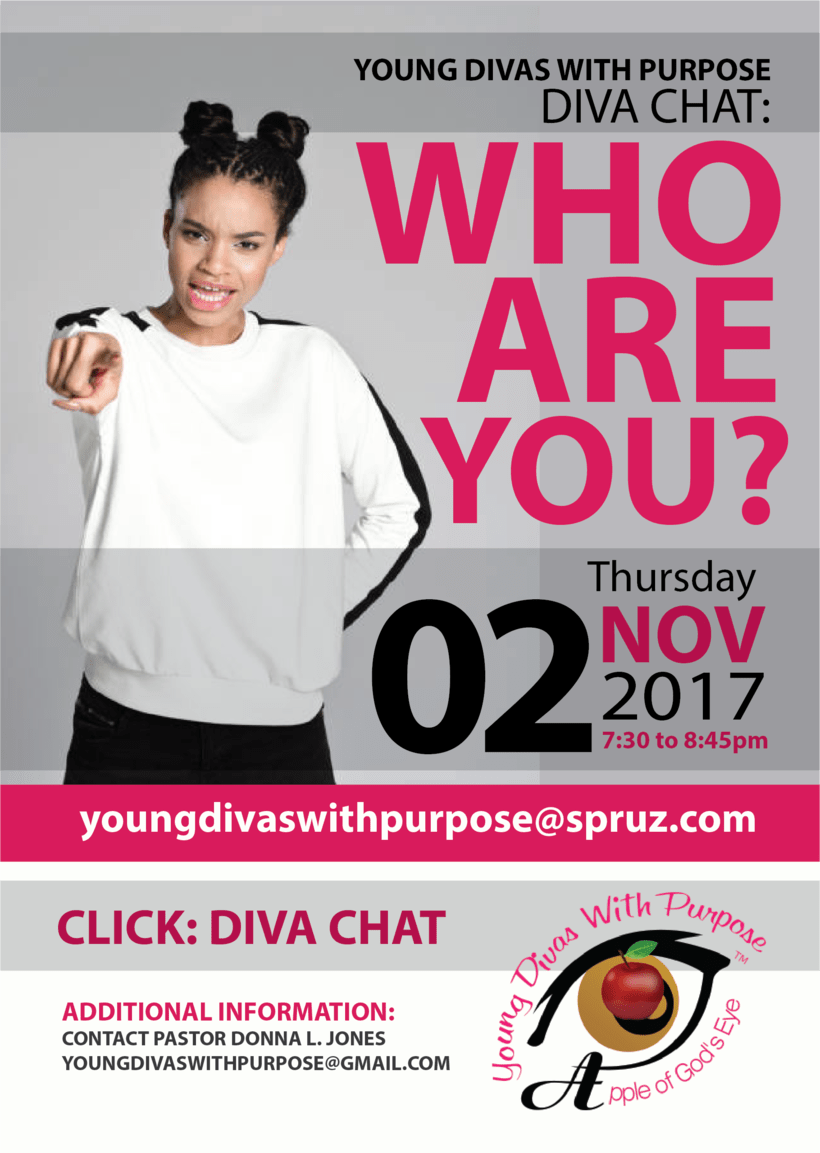 [FLYER] Young Divas With a Purpose -1