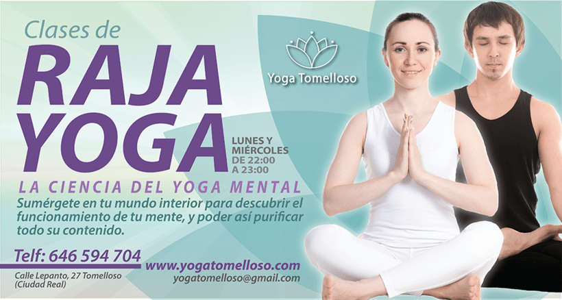 [FLYER] Yoga Tomelloso -1