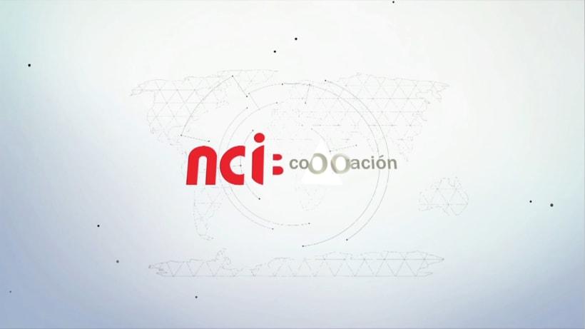 Identidad visual canal NCI Cooperación 1