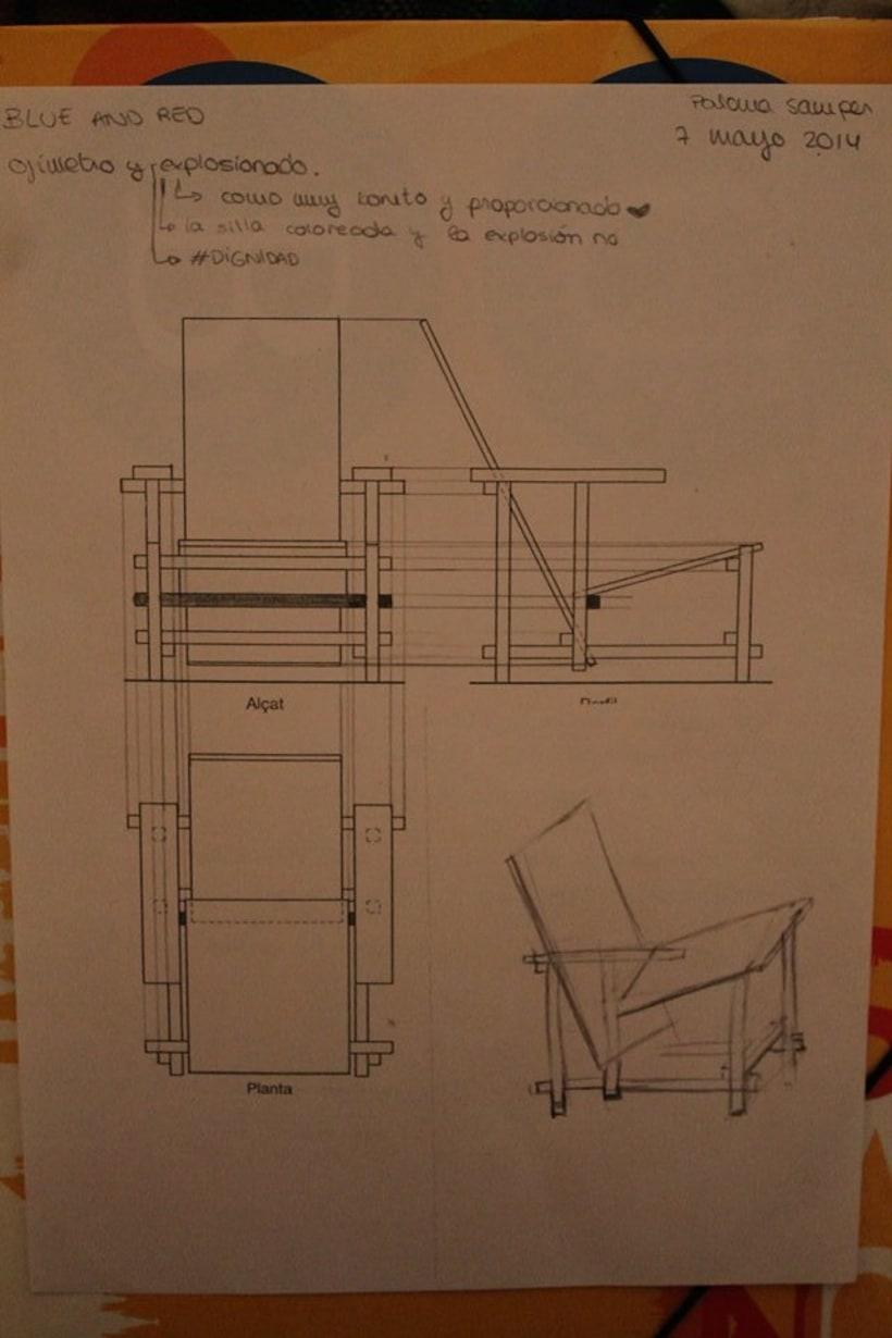 Silla 3D 3