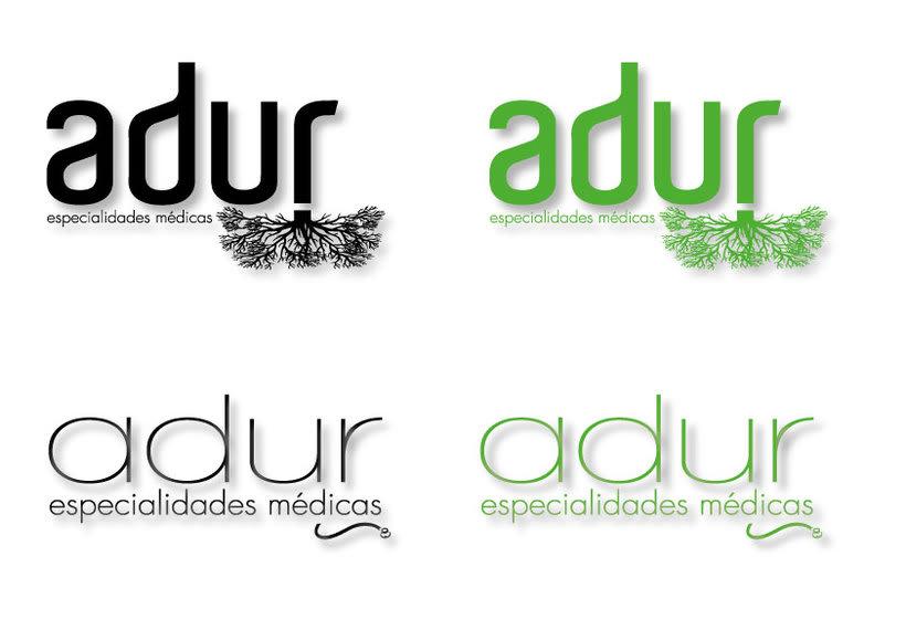 Adur Especialidades Médicas, proyecto para Arquivistes 2