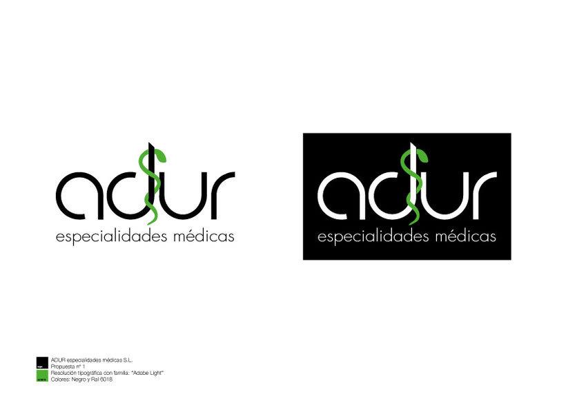 Adur Especialidades Médicas, proyecto para Arquivistes 0