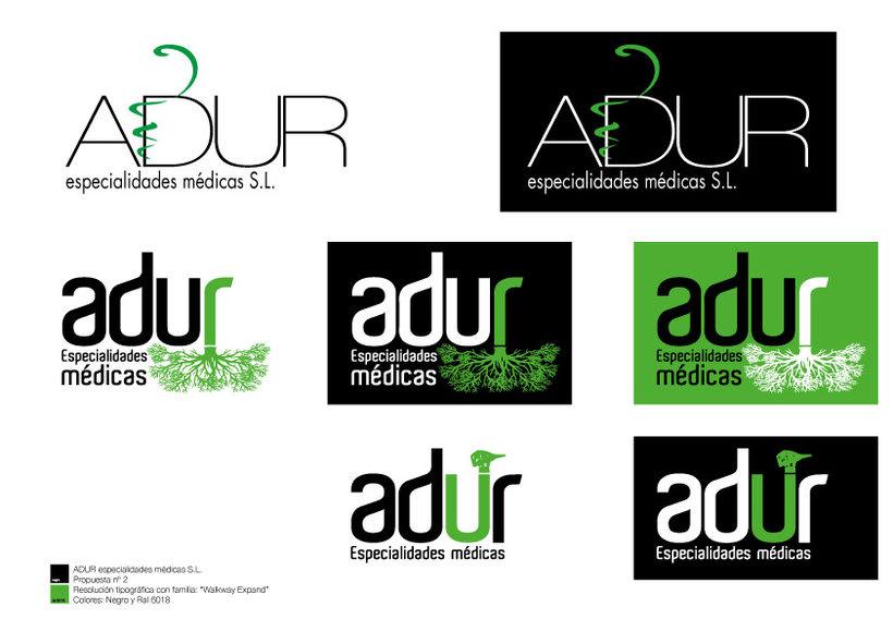 Adur Especialidades Médicas, proyecto para Arquivistes 1