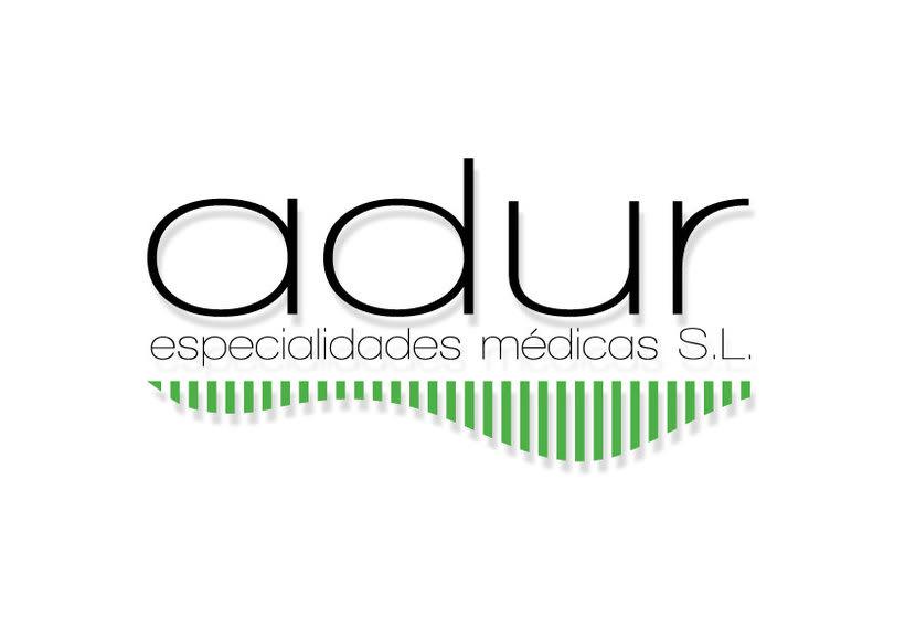 Adur Especialidades Médicas, proyecto para Arquivistes 3