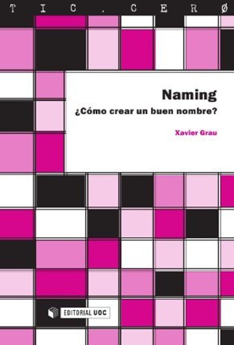 Libro de naming: Cómo crear un buen nombre 0