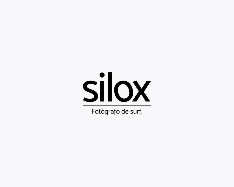 Silox \ Identidad corporativa -1