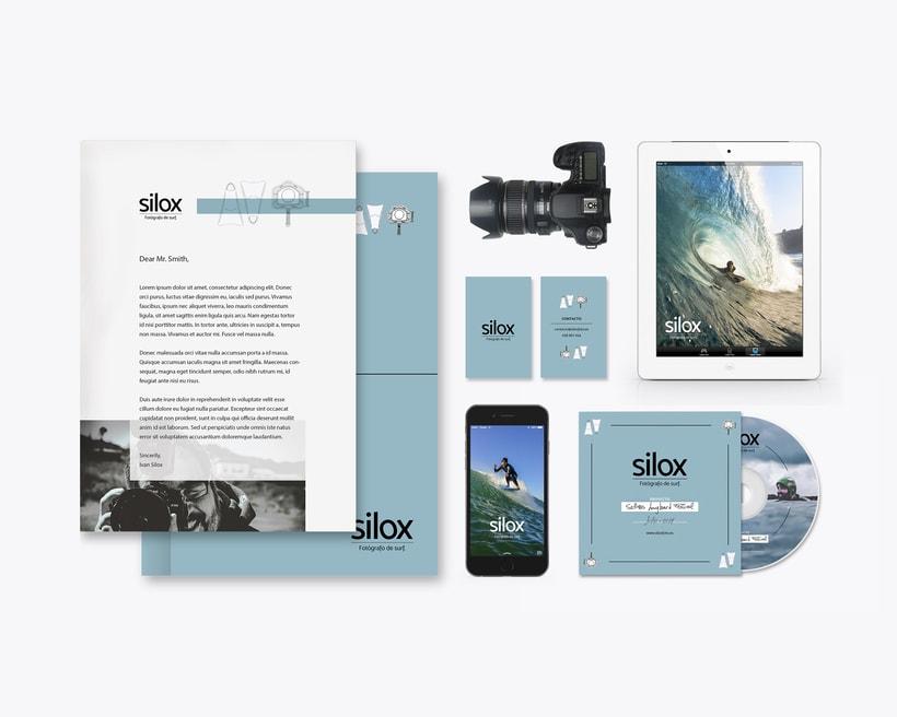Silox \ Identidad corporativa 0