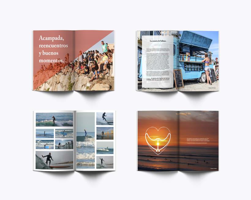 Hangten \ Diseño editorial & merchandising 3