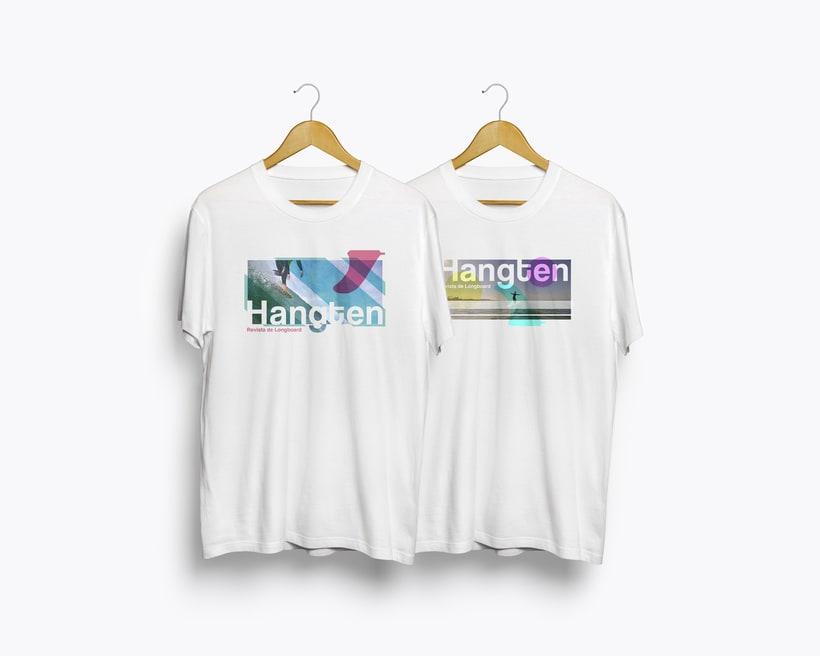 Hangten \ Diseño editorial & merchandising 5