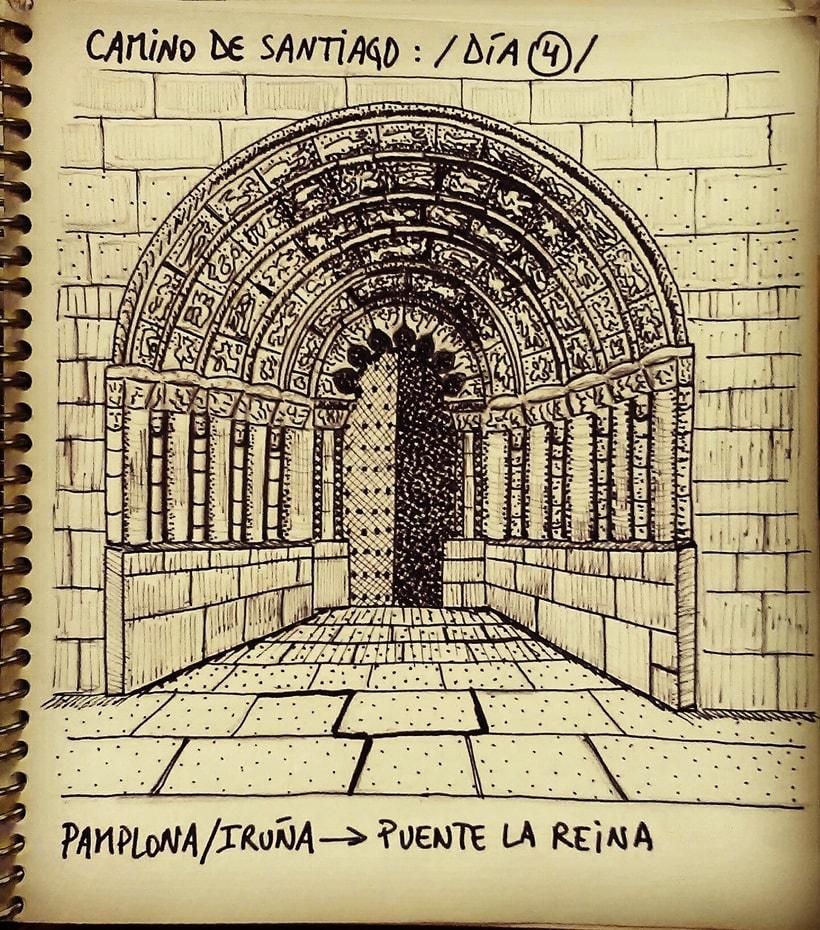 Diario ilustrado de una peregrina 3