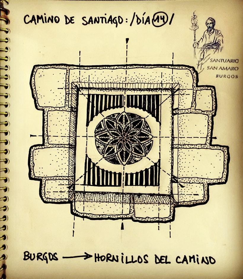Diario ilustrado de una peregrina 11