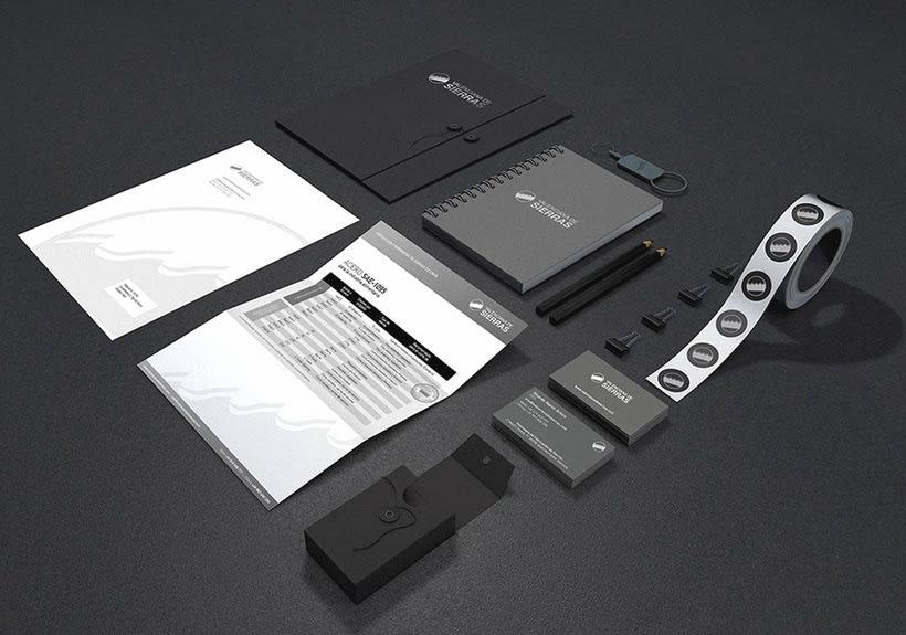 Branding Industrial · VFS 6
