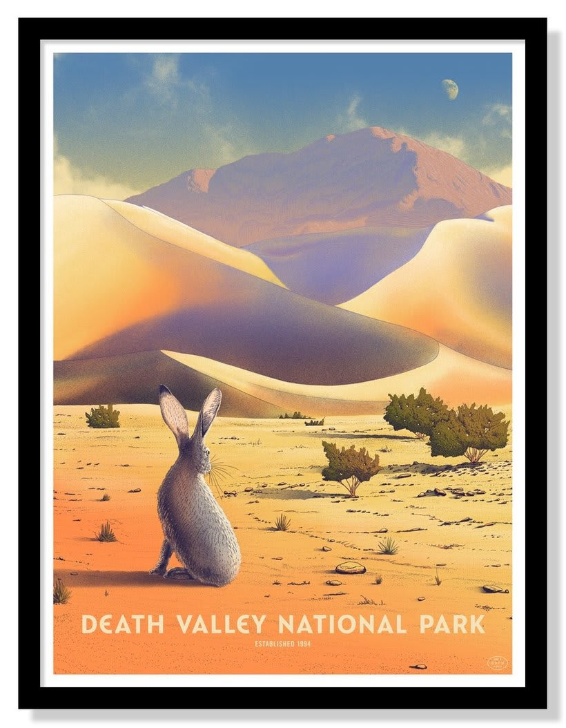 Death Valley National Project 1