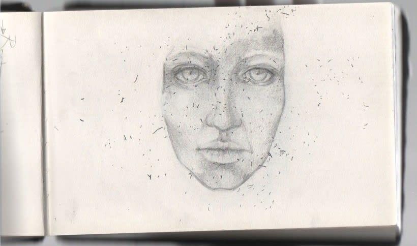 El recuerdo del rostro que un día amé -1