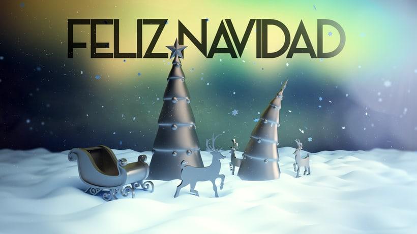 Tarjeta navideña  -1