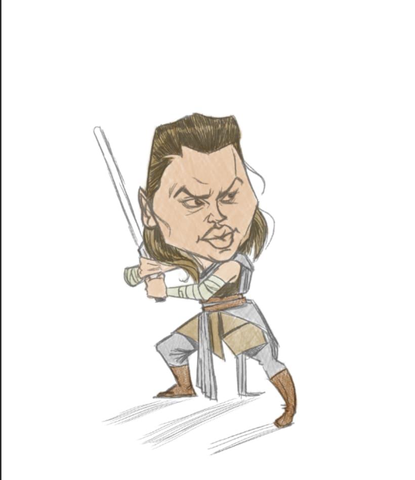 Mi Proyecto del curso: rey star wars 2