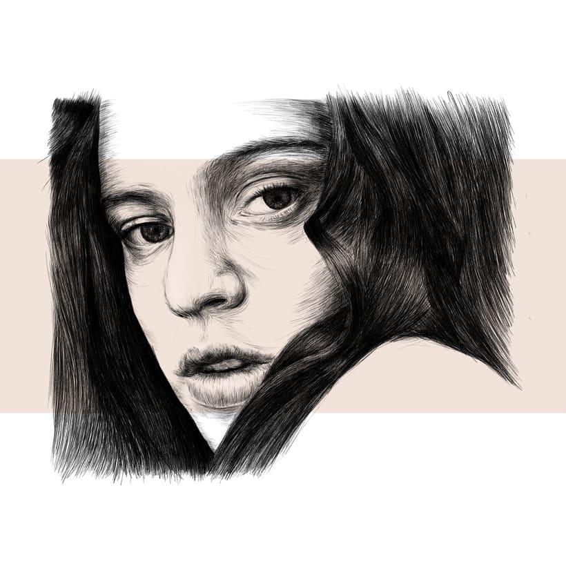 Rosalía (Ilustración) 0