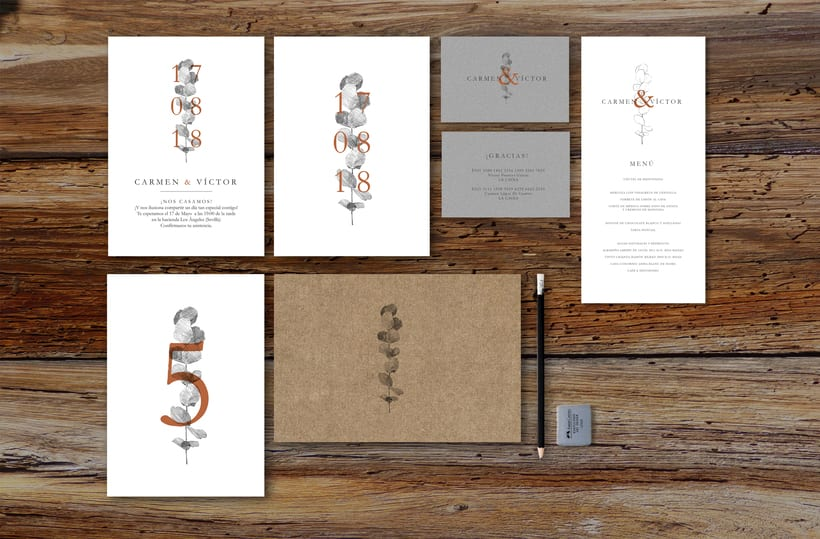 Wedding invitations -1