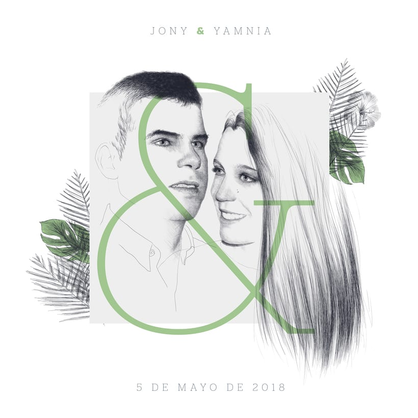 JONY & YAMNIA (Ilustración) 0