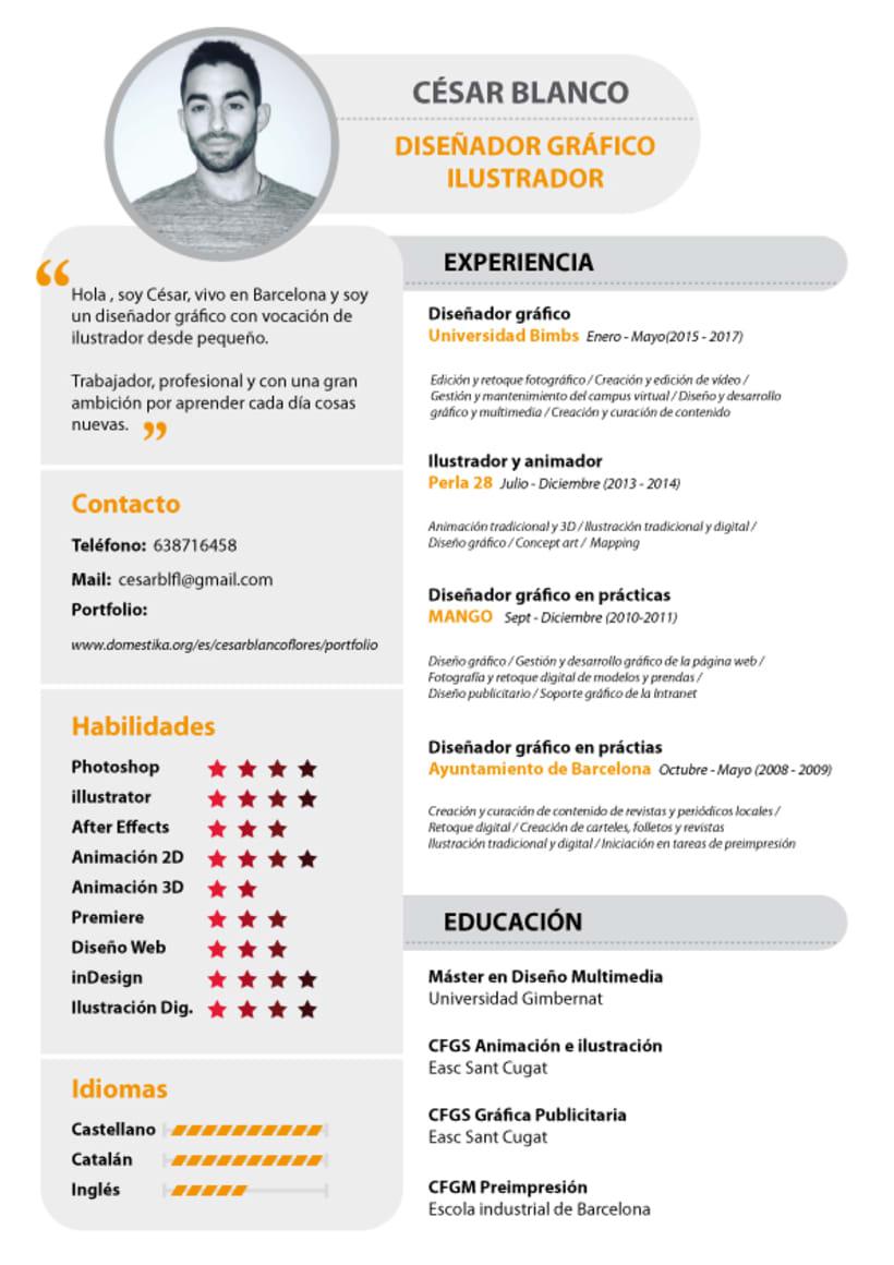 Currículum -1