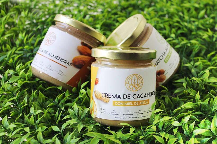 Labels for Camu camu  9