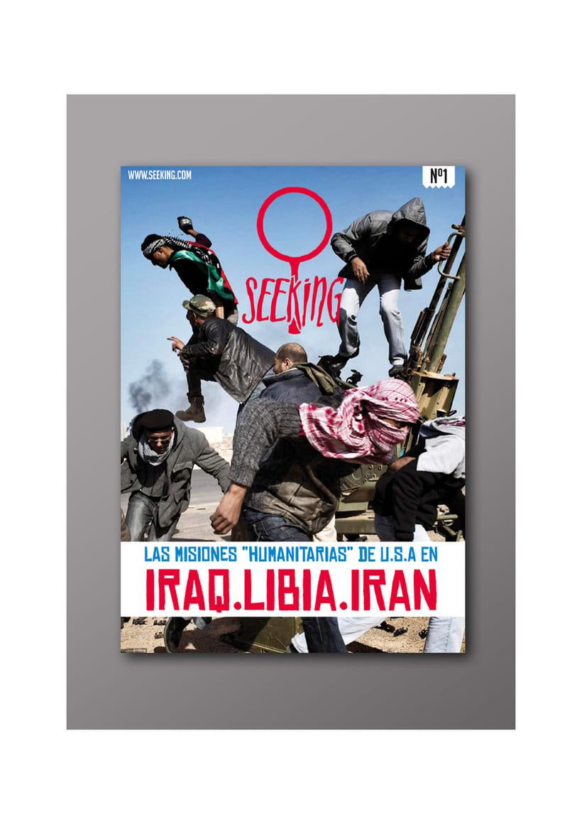 Seeking ( Revista de actualidad ) 3