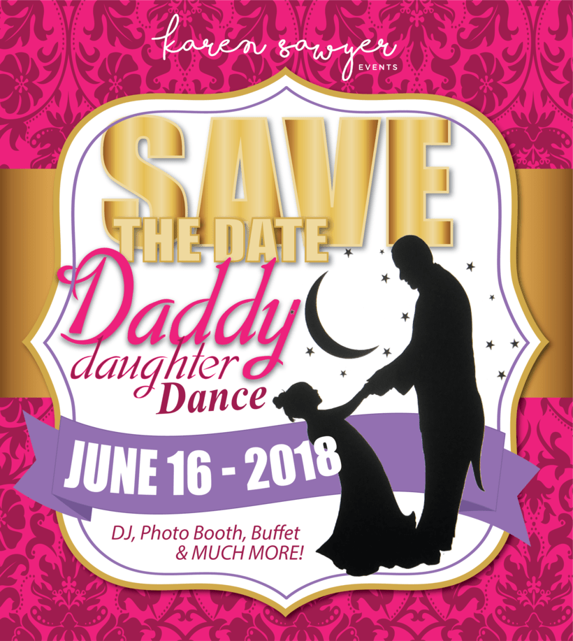 [PROMOS] SAVE THE DATE - Karen Sawyer 0