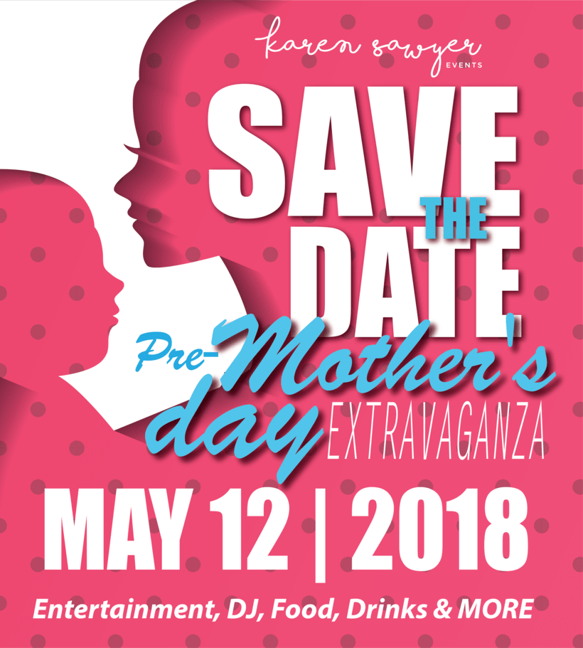 [PROMOS] SAVE THE DATE - Karen Sawyer 1