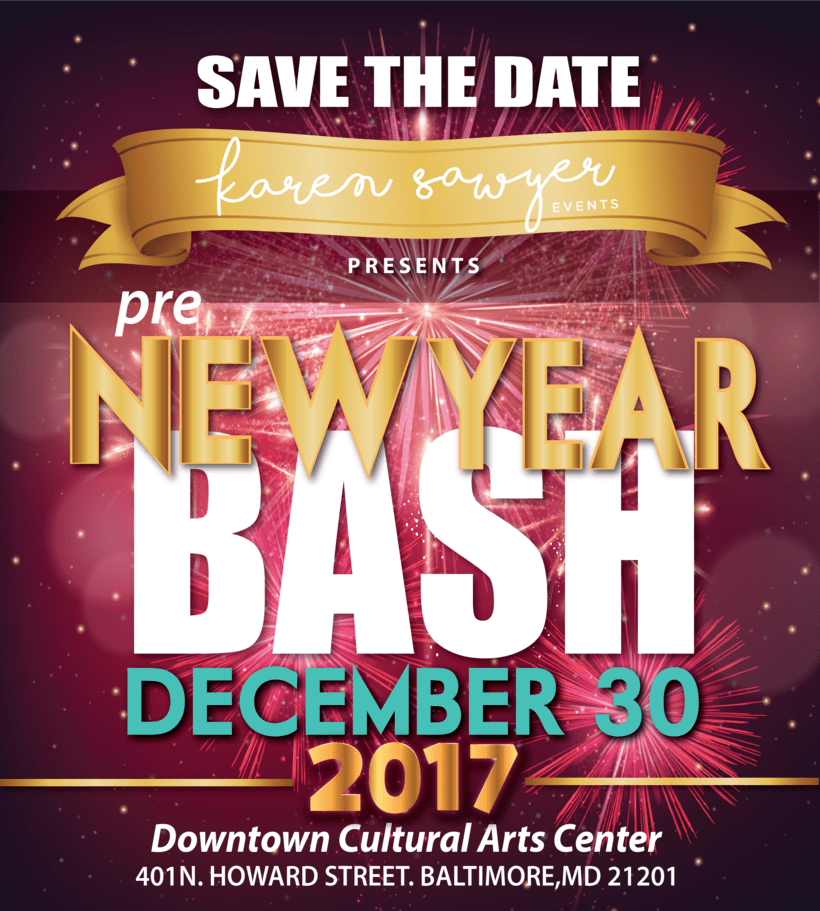 [PROMOS] SAVE THE DATE - Karen Sawyer 4