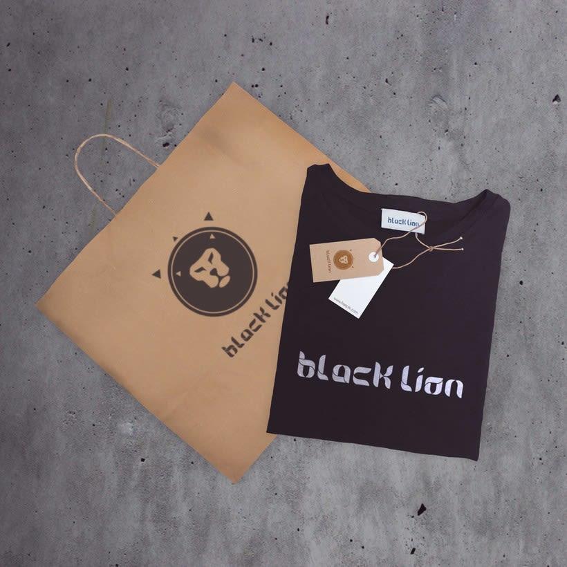 BLACK LION 3