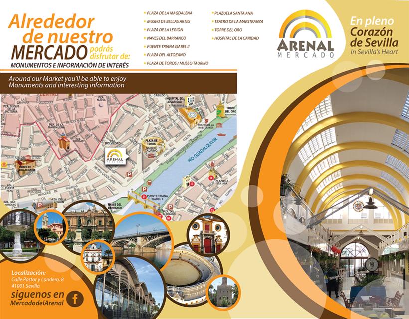 [LOGO & FOLLETO] Arenal Mercado - Tu agencia Online 0