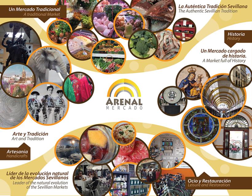 [LOGO & FOLLETO] Arenal Mercado - Tu agencia Online 1