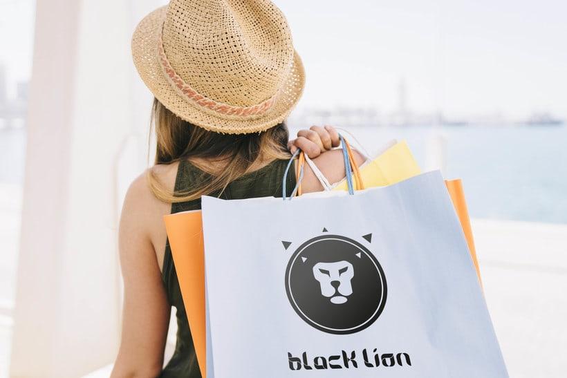 BLACK LION 9