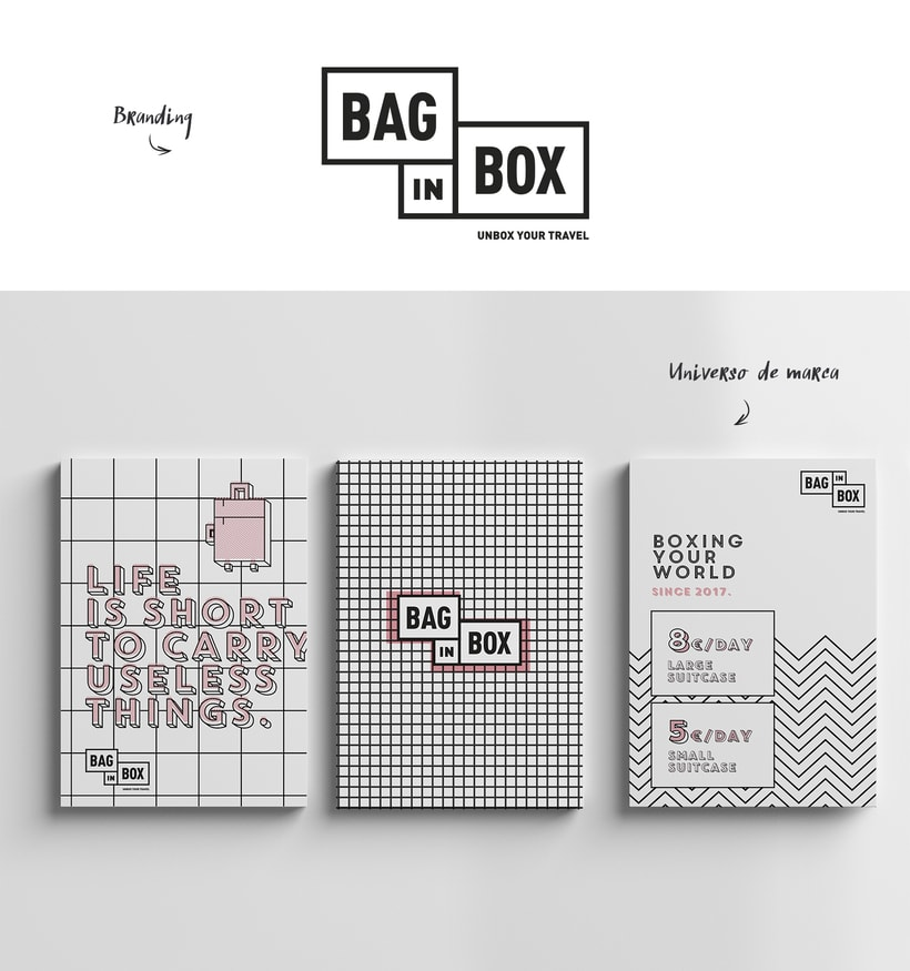 BAG IN BOX. Proyecto Locker 360º 0