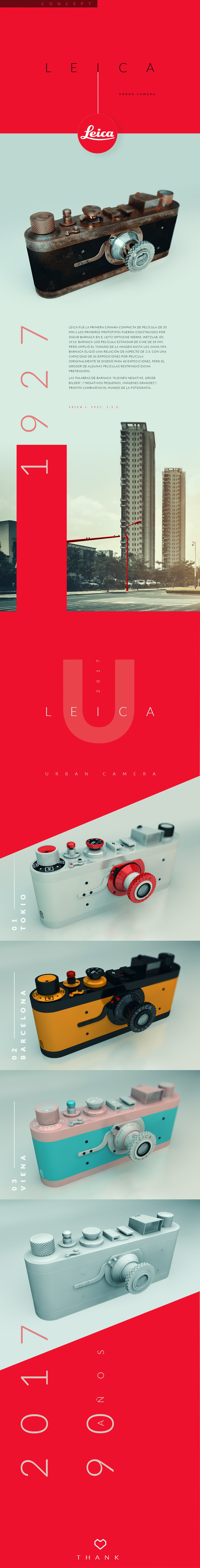 LEICA  ·  urban camera 0