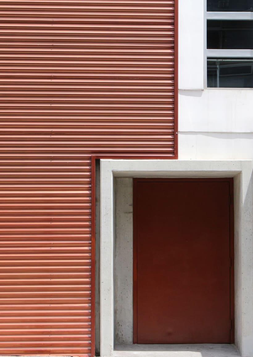La Abstración en la Arquitectura Urbana 5