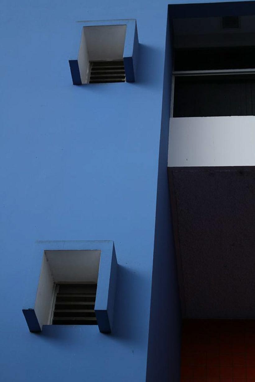 La Abstración en la Arquitectura Urbana 6
