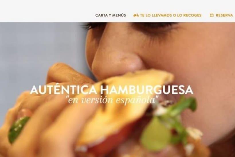 Tates, hamburguesas españolas 0