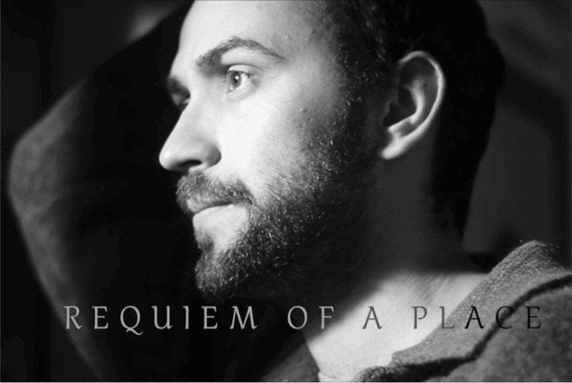 'Requiem for a place' - feature film. 0