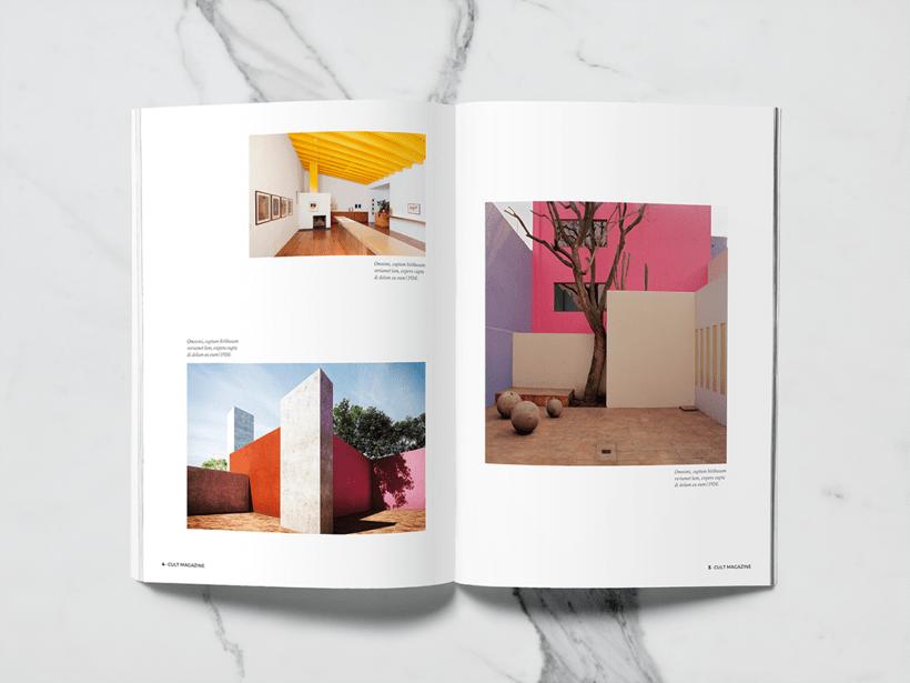CULT Magazine - Editorial Design 2