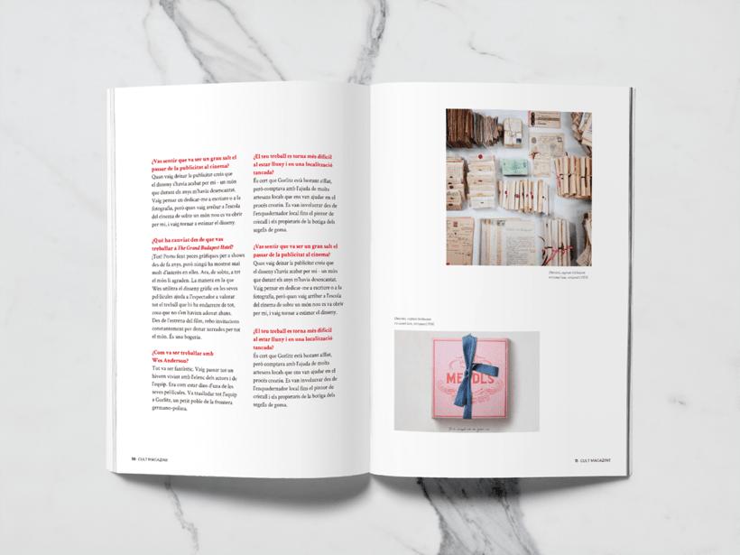 CULT Magazine - Editorial Design 5