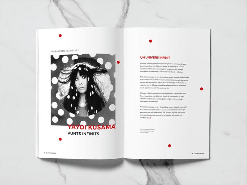 CULT Magazine - Editorial Design 6