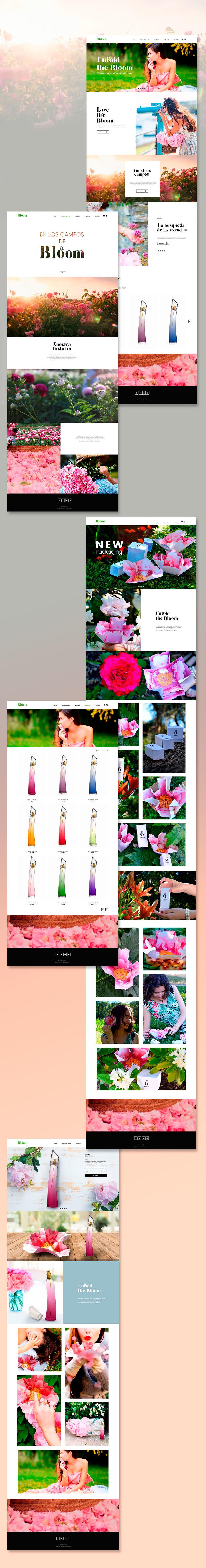 Bloom, perfume 8