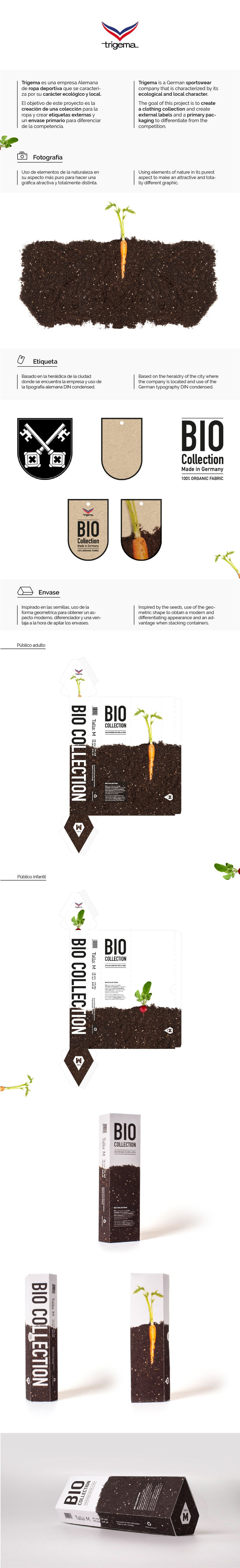BIO COLLECTION -Packaging -1