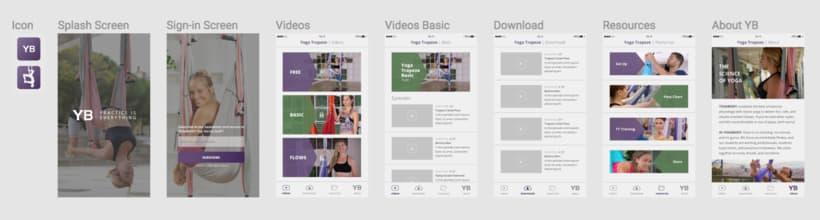 YogaTrapeze App -1